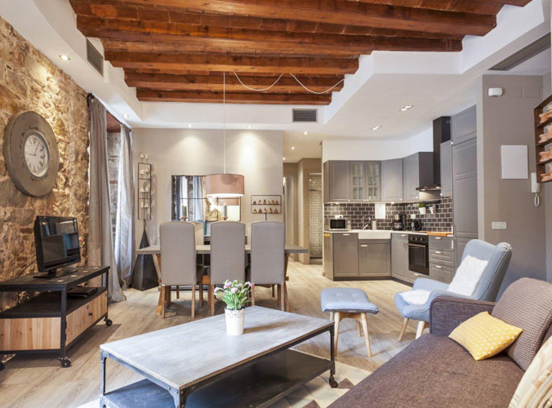 Midtown Luxury Apartments · Seasonal Rentals Barcelona
